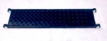 Tablón metálico de 2,50 x 0,28 mts.